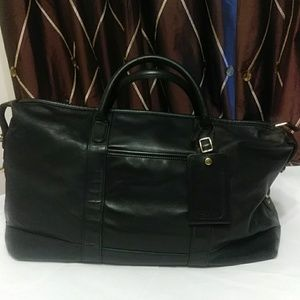 Coach duffer bag